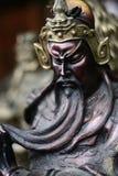 Chinesische allgemeine Statue Lizenzfreie Stockfotografie