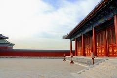 Chinesische alte Architektur Stockbilder