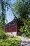 Chinesische alte Architektur 2 Stockbild