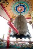 Chinesische alte große Bell Stockbild