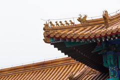 Chinesische Architektur Stockfotos