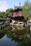 Chinesische Architektur stockbilder
