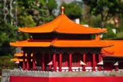 Chinesische Architektur Lizenzfreies Stockfoto