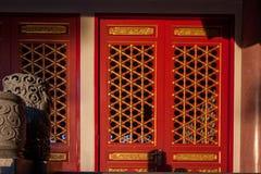 Chinesische Architektur lizenzfreie stockfotos