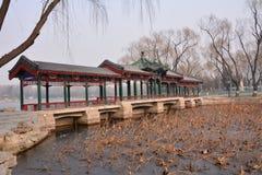 Chinesische Architekturart stockbilder