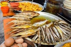 Chinesische Art des Fischrogens stockfotografie