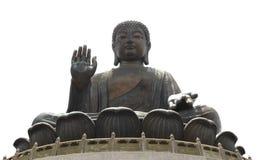 Chinesische Buddha-Statue Stockbilder