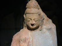 Chinesische buddhistische Skulptur Stockbilder