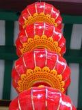 Chinesische Dekoration lizenzfreies stockfoto
