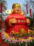 Chinesische Dekoration stockbilder