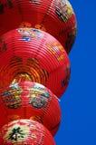 Chinesische Dekoration Stockfoto