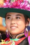 Chinesische Ethnie lizenzfreie stockfotografie