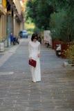 Chinesische Frau lizenzfreies stockbild