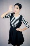 Chinesische Frauen lizenzfreies stockbild