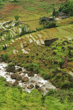 Chinesische Fubao Terrasse (7) Stockfoto
