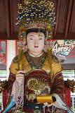 Chinesische Göttin Stockfotos
