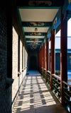 Chinesische Galerien Stockfotografie