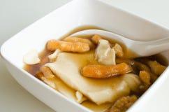 Chinesische köstliche Nahrung. stockfotos