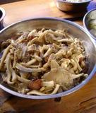 Chinesische Küche lizenzfreies stockbild