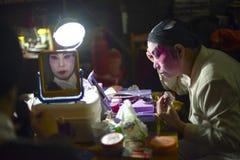 Chinesische Kantonesisch-Oper Lizenzfreie Stockfotos