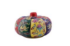Chinesische Keramik Lizenzfreies Stockbild