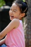 chinesische Kinder glücklich Lizenzfreies Stockfoto