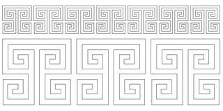 Chinesische Kunst-Elemente Lizenzfreie Stockbilder