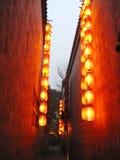 Chinesische Laterne Stockfotos