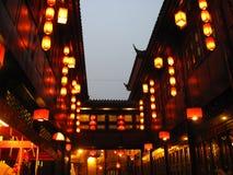 Chinesische Laterne Stockfotografie