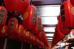 Chinesische Laterne Stockbild