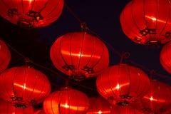 Chinesische Laterne Lizenzfreies Stockbild