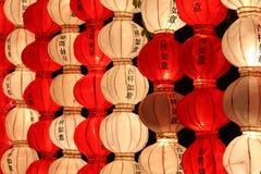 Chinesische Laternen Lizenzfreie Stockfotos