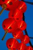 Chinesische Laternen Stockfoto