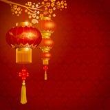 Chinesische Laternen Lizenzfreies Stockbild