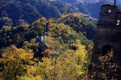 Chinesische Mauer Stockfoto