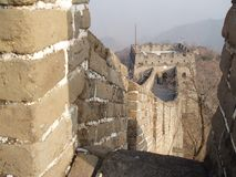 Chinesische Mauer 2 Stockfoto