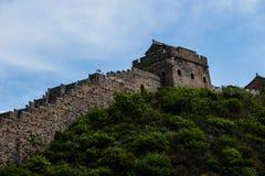 Chinesische Mauer Lizenzfreie Stockfotografie