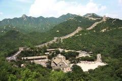 Chinesische Mauer Stockbild
