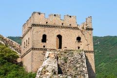 Chinesische Mauer Stockfotografie