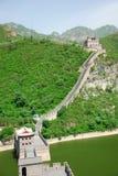 Chinesische Mauer in China Stockfotografie