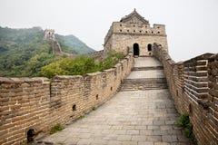 Chinesische Mauer des Porzellans Lizenzfreie Stockfotografie