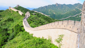 Chinesische Mauer no.1 Stockbilder