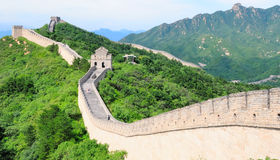Chinesische Mauer no.2 Stockbild