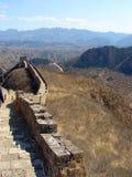 Chinesische Mauer von China Lizenzfreie Stockfotos