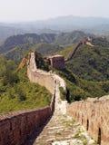 Chinesische Mauer von China 5 Stockfotografie