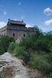 Chinesische Mauer von China lizenzfreie stockfotografie