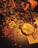 Chinesische Medizin stockfotos