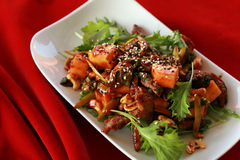 Chinesische Nahrung Stockfotos