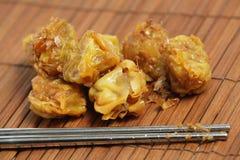 Chinesische Nahrung Dimsum Stockfotografie