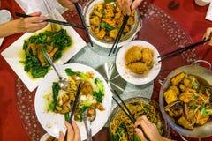 Chinesische Nahrungsmittel Lizenzfreies Stockbild